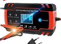 meilleur chargeur de batterie de voiture