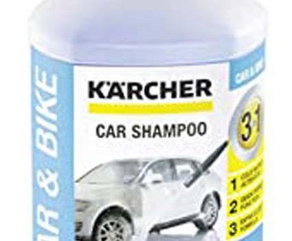 meilleur shampoing pour voiture